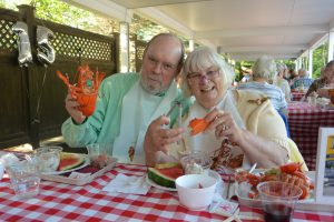 Quarry Hill Lobster Bake Fun