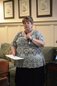 Quarry Hill executive director Mary Sargent.